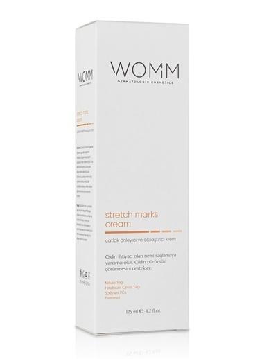 Womm Cosmetic Çatlak Önleyici ve Sıkılaştırıcı Krem Renksiz